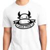 Men's Milk-Free Vegan White T-Shirt