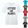 Men's Lettuce Eat Plants Vegan T-Shirts